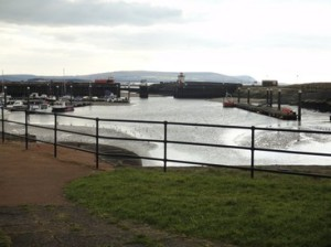 Burry Port harbour